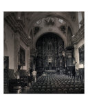 San Xavier Mission Photographic Print by Hansoo Kim