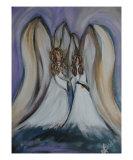 Sisters Giclee Print by Leska Meeler