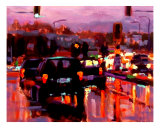 Intersection Giclee Print by Brian Simons