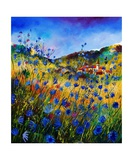 Summer Glory Giclee Print by  Ledent