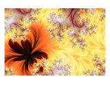 Autumnal Improvisation Fotodruck von vilhei v