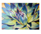 Agave Giclee Print by Sheila Ts