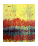 Autumn Bleed Giclee Print by Ruth Palmer