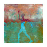 Marathon I Abstract Giclee Print by Ricki Mountain