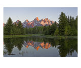 Tetons Photographie par Judit Fabian