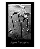 Equal Rights Photographic Print by Sari Mcnamee