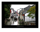 Water Village, Suzhou, China Photographic Print by Eric Wang