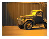 Farm Truck Photographic Print by Gene Cyr
