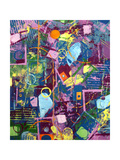 Playground Giclee Print by Ruth Palmer
