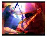 Lemmy Collage 01 Reproduction procédé giclée par andreas kovar