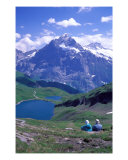 Swiss Alps 2 Photographic Print by Tomas del Amo
