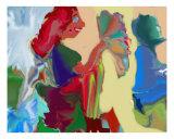Autism Photographic Print by Alma Aguado