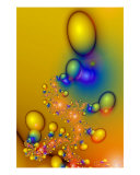 Molecular Logic Photographic Print by vilhei v
