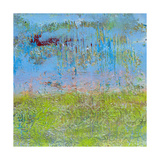 Anthology I Abstract Giclée-Druck von Ricki Mountain
