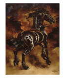Nightmare Giclee Print by Heather Theurer