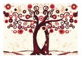Wedding Tree II Giclee Print by Natasha Wescoat