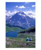 Swiss Alps 2 Photographic Print by Tomas del Amo