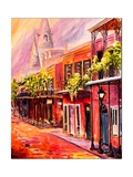 Spring In New Orleans Giclee Print by Diane Millsap