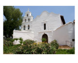 Mission San Diego Photographic Print by Mary Lane