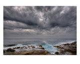 Ciel Nuageux Sur La Mediterranee - Provence Photographic Print by Patrick Morand