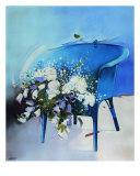 Jete De Fleurs Giclee Print by Max Laigneau