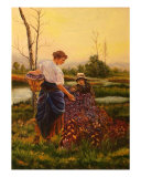 Vendange Giclee Print by Edward Duarde