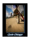 Cycle Chicago Impressão fotográfica por Steve Gadomski