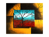 Boxed In Giclee Print by Megan Aroon Duncanson