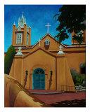 San Felipe De Neri Giclee Print by Gayle Wisbon