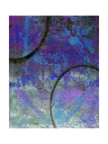 World Order II Abstract Giclee Print by Ricki Mountain