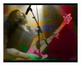 Lemmy Collage 02 Reproduction procédé giclée par andreas kovar