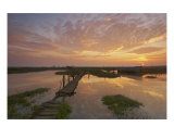 The Marshes Photographic Print by Andrew Fyfe