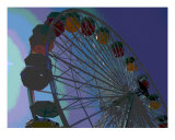 Ferris Wheel Fun II Photographic Print by Lenora Regan