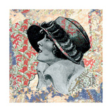 Vintage Couture II Giclee Print by Ricki Mountain