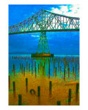 Astoria Bridge Photographic Print by Wendy Traxler
