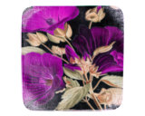 Purple Pansy Photographic Print by Francisco Valente