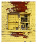 Yellow Window Photographie par Christina Thompson