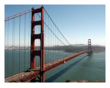 Golden Gate Bridge Photographic Print by Brendan Mcweeney