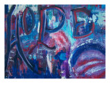 Obama - Hope Giclee Print by Mp Brown