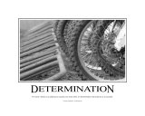 Determination Photographic Print by Harry Starr