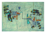 Composition XXIII 07 Giclee Print by Maria Parmo