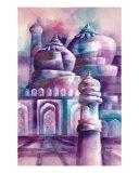 Mughal Fort Giclee Print by Sanaa Khan