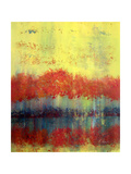 Autumn Bleed Giclee Print by Ruth Palmer