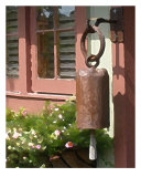 Cow Bell Photographic Print by Christina Thompson