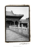 Forbidden City Walk, Beijing Limited Edition by Laura Denardo