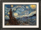 Starry Night, c. 1889 Prints by Vincent van Gogh