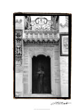 Temple Door Limited Edition by Laura Denardo