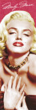 Marilyn Monroe Colour Poster