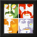 The Beatles - Sea Of Science Poster