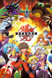 Bakugan Comp Affiches